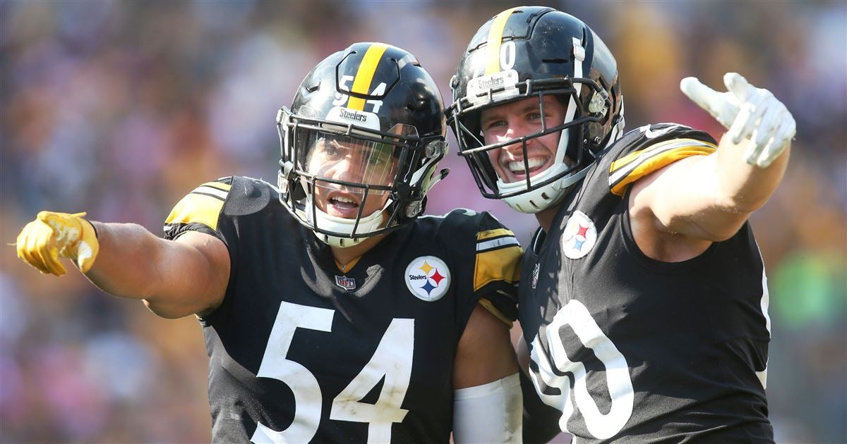 2d3e8361bb0 Steelers notebook  Watt brothers driving each other to the top