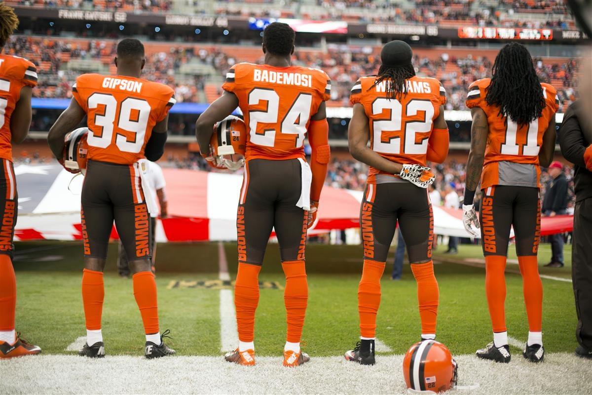Johnson Bademosi NFL Jersey