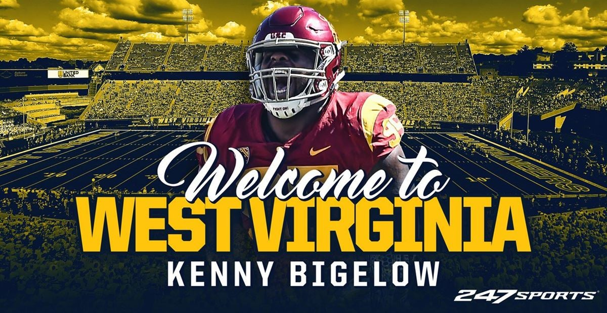 new concept 85a9a 7c8a7 Kenny Bigelow Jr., West Virginia, Defensive Tackle