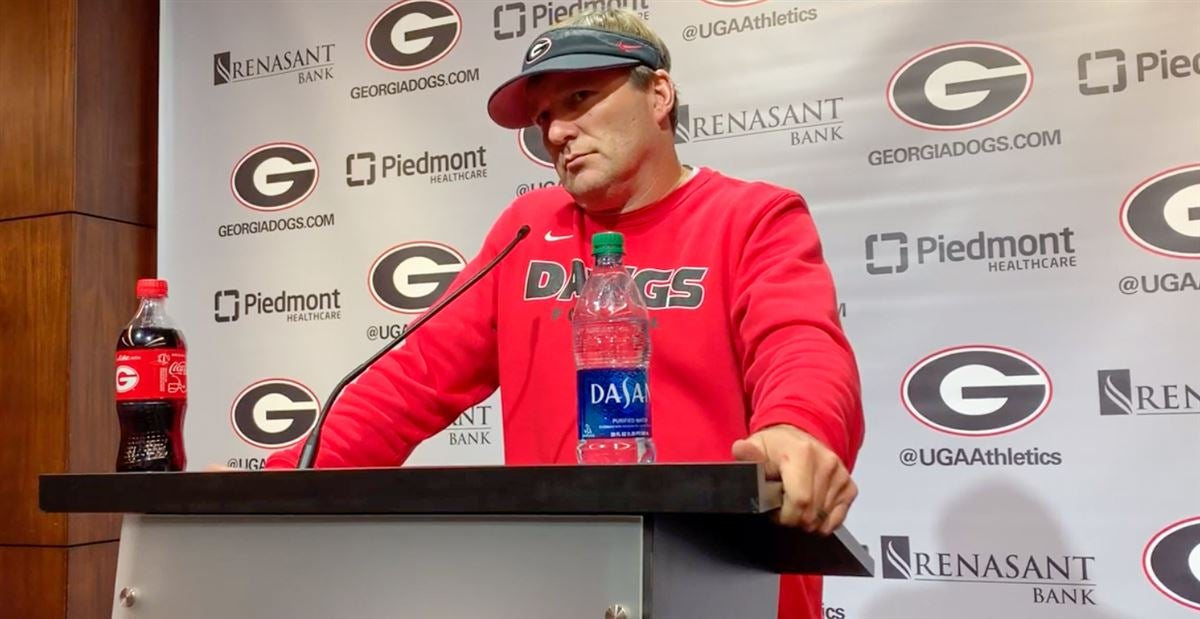 Kirby Smart discusses UGA QB situation, Jake Fromm draft status