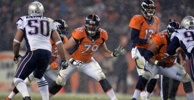 nfl LIMITED Denver Broncos Michael Schofield Jerseys