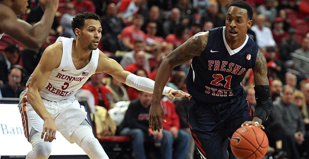 Fresno State lights up from 3-point range, defeats UNLV 83-65
