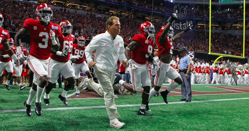 UA Chancellor: 'We are planning to play the season' at Alabama