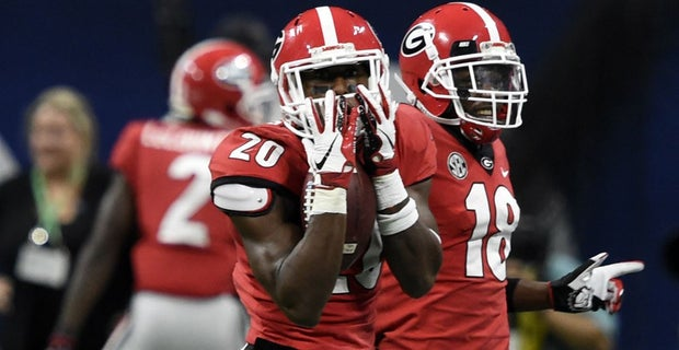 Georgia s draft-eligible players  The case for staying 0f732b386