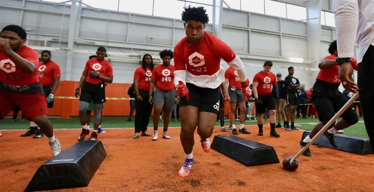 Rodriguez NFL past enticing to Indiana four-star DL Strickland