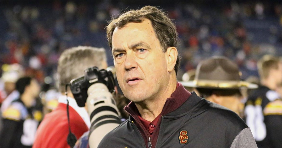 EXCLUSIVE: Peristyle Podcast w/ USC athletic director Mike Bohn