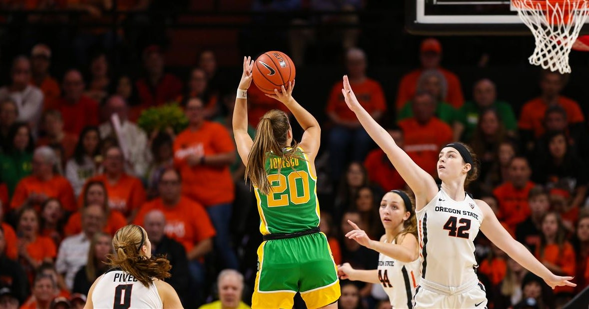 Ionescu repeats as Wade Trophy winner, finalist for other award