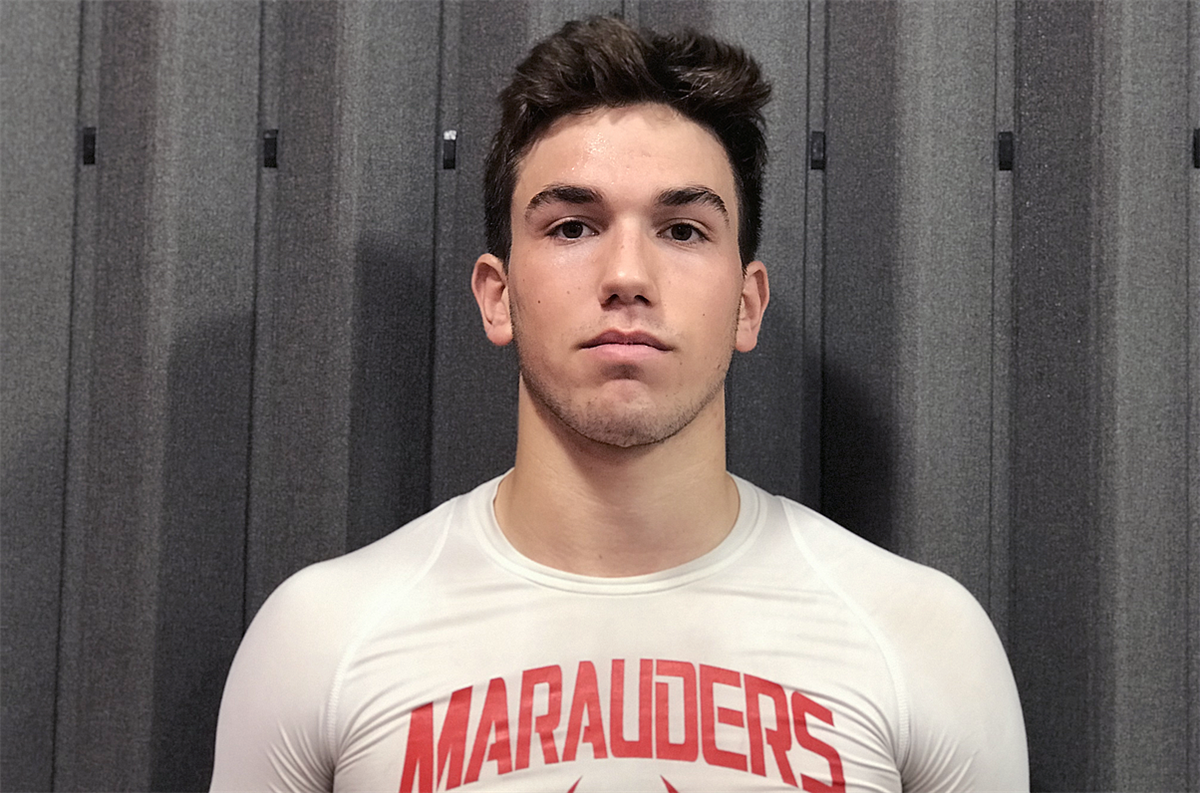 Rutgers commitment del Rio on injury and more