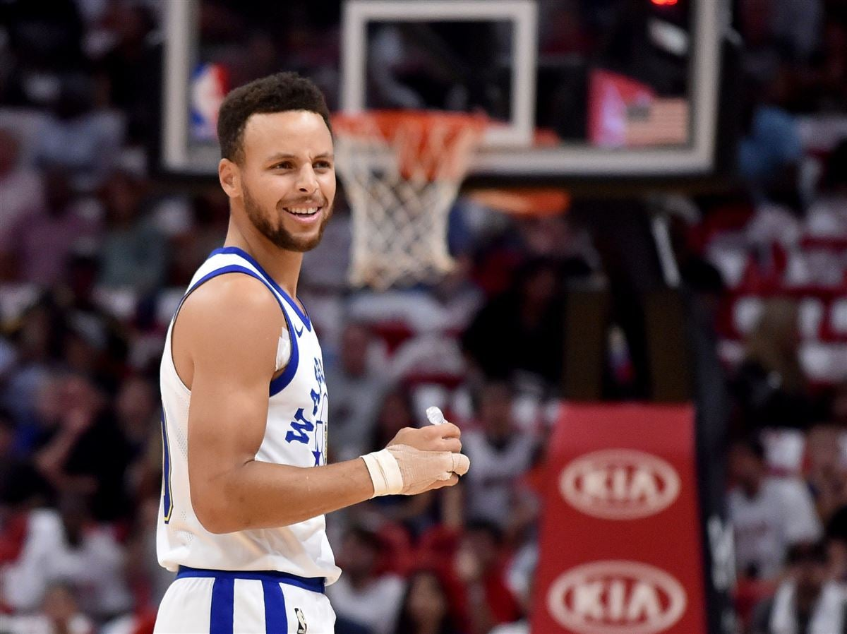 Stephen Curry claims Timberwolves passed on him due to golf