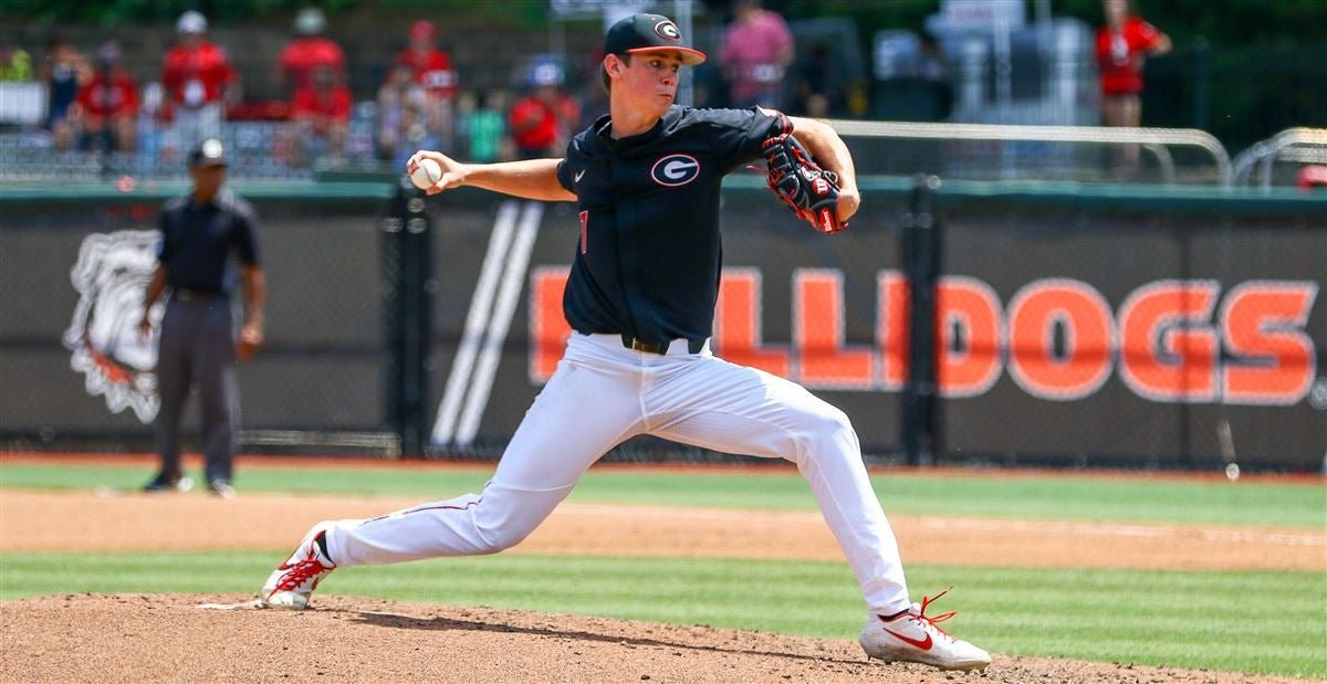 Best Pitchers In Mlb 2020 Pair of Georgia pitchers projected top 10 in 2020 MLB Draft