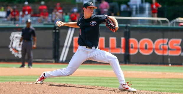 Pair of Georgia pitchers projected top-10 in 2020 MLB Draft