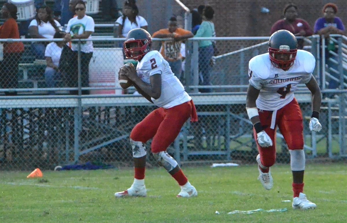 Kj Jefferson North Panola Dual Threat Quarterback