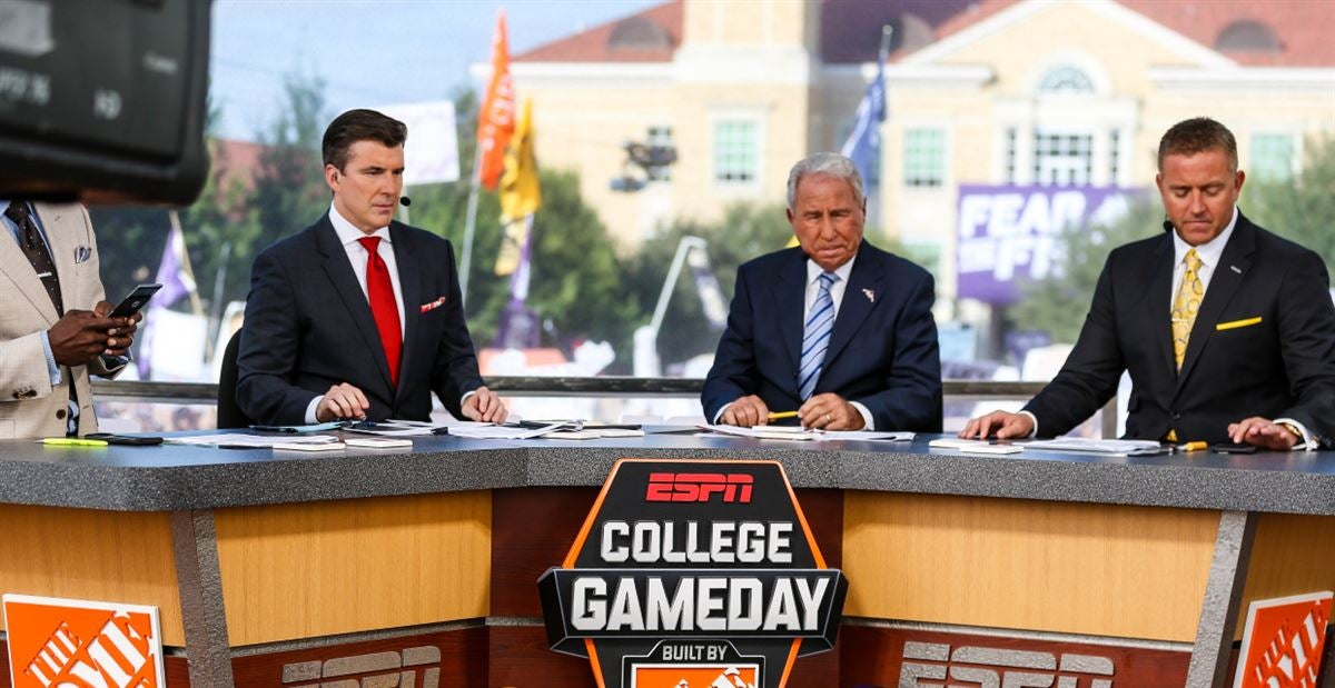 College GameDay discusses potential hire of Mike Norvell at FSU