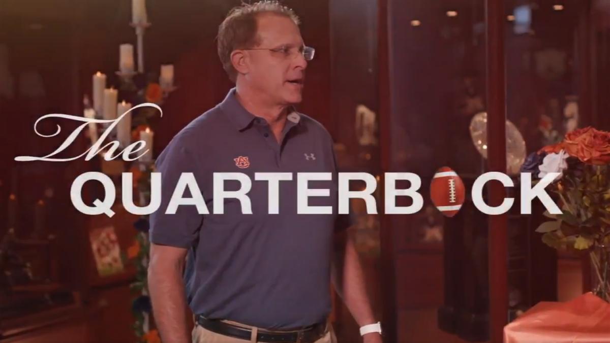 Gus Malzahn 'picks' his quarterback in 'The Bachelor' parody