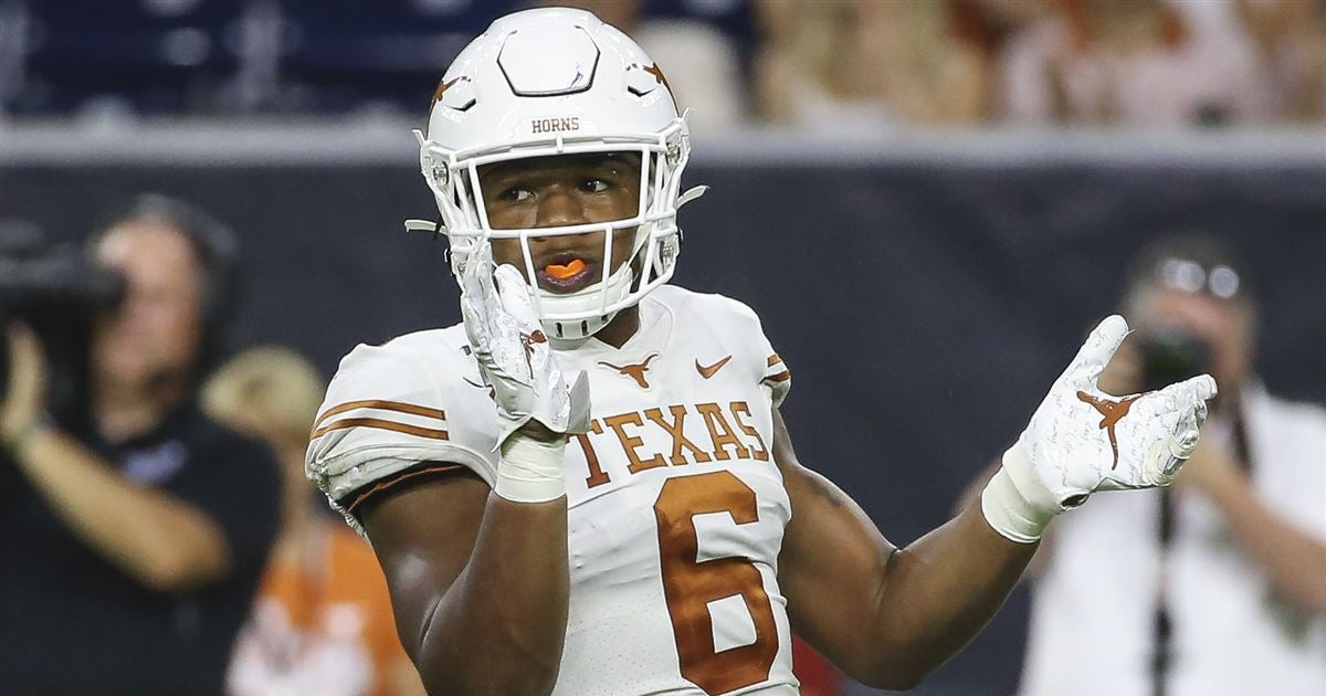 The Texas Ten: Top performers in a win over Rice