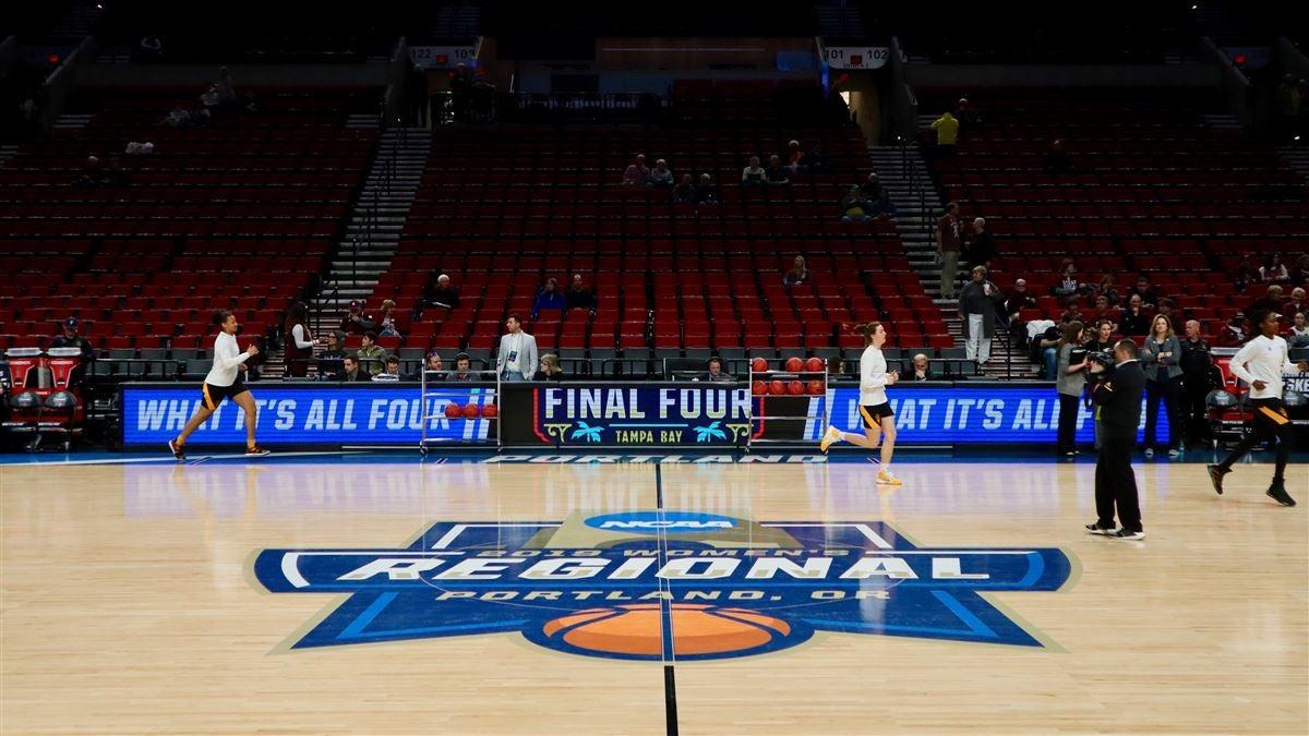 Moda Center named finalist for future women's Final Fours
