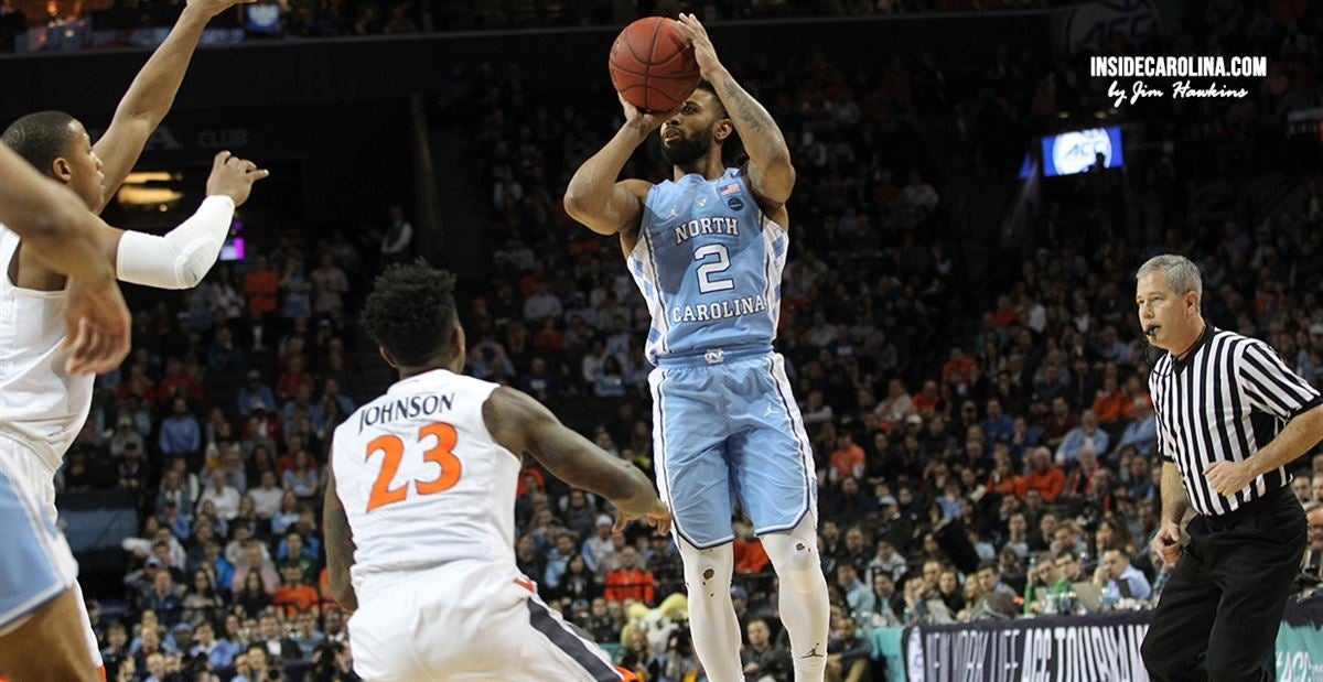 052441bb1f9d1a Billy Kennedy dishes major compliment to UNC s Joel Berry