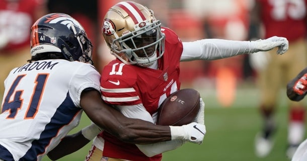 Marquise Goodwin Sees Himself As The Antonio Brown Of The