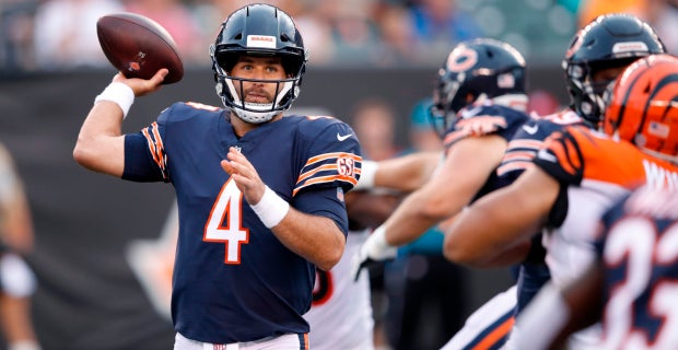 sale retailer 4e7e2 ee454 Chase Daniel proving to be worthy of Bears investment