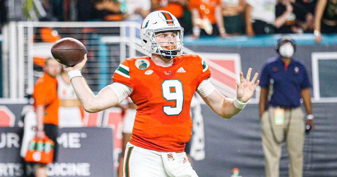 UNC Football Opponent Preview: Miami
