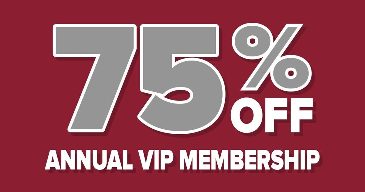 Final hours to get 75 percent off annual membership to CF.C