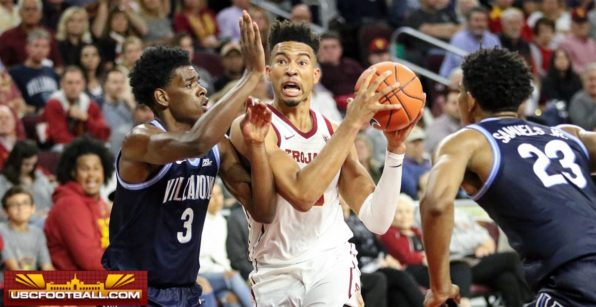 3-Pointer: USC hoops beats top 10 Villanova in exhibition