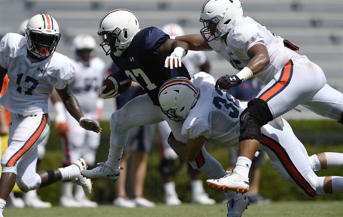 McCreary Making Good Impression In First Auburn Football Camp