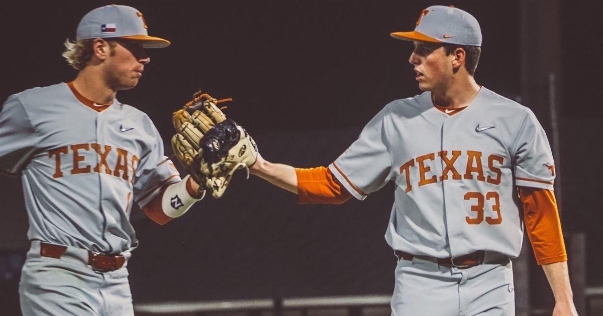 Youth is served as Texas takes series with win over Rice, 4-0