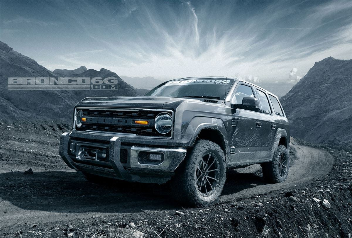 Will new Bronco be offered in 2 door version?