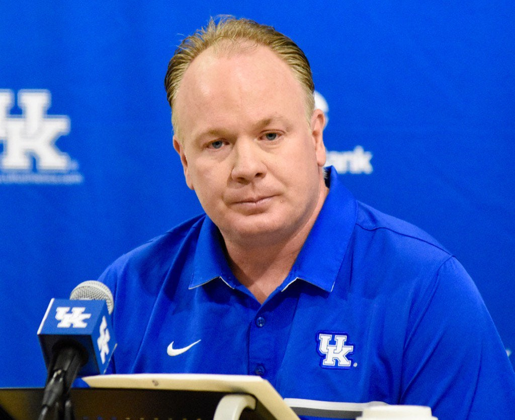 Ten things Mark Stoops said about Georgia