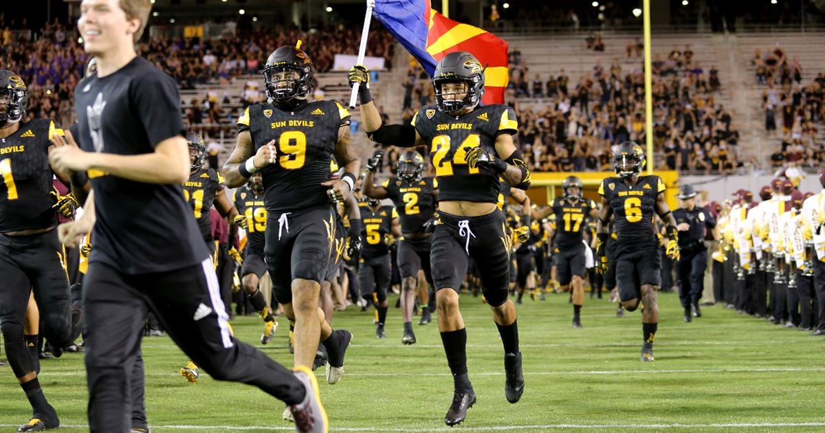 Arizona State Announces 2018 Football Schedule