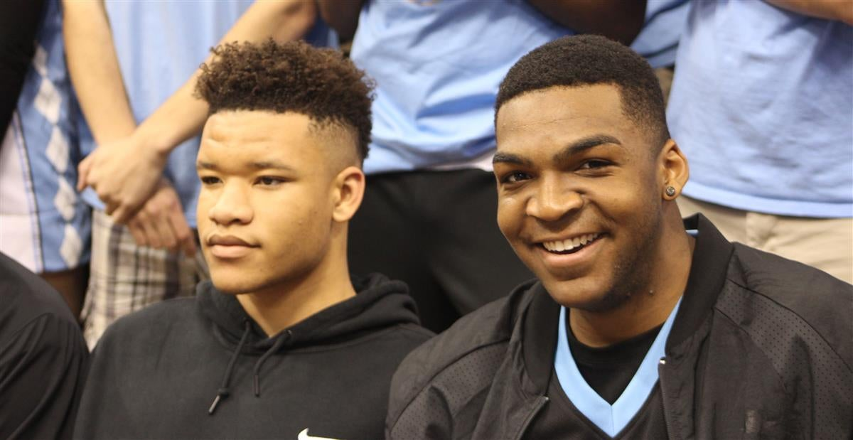 Photos: Five-star Kevin Knox at UNC Gallery Slides