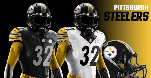 timeless design 981ac 2fa70 Redesigned uniforms for every NFL team in 2019