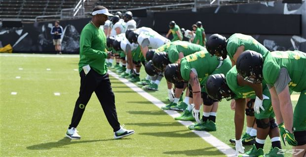 Ranking Every Scholarship Player On Oregon S 2017 Roster