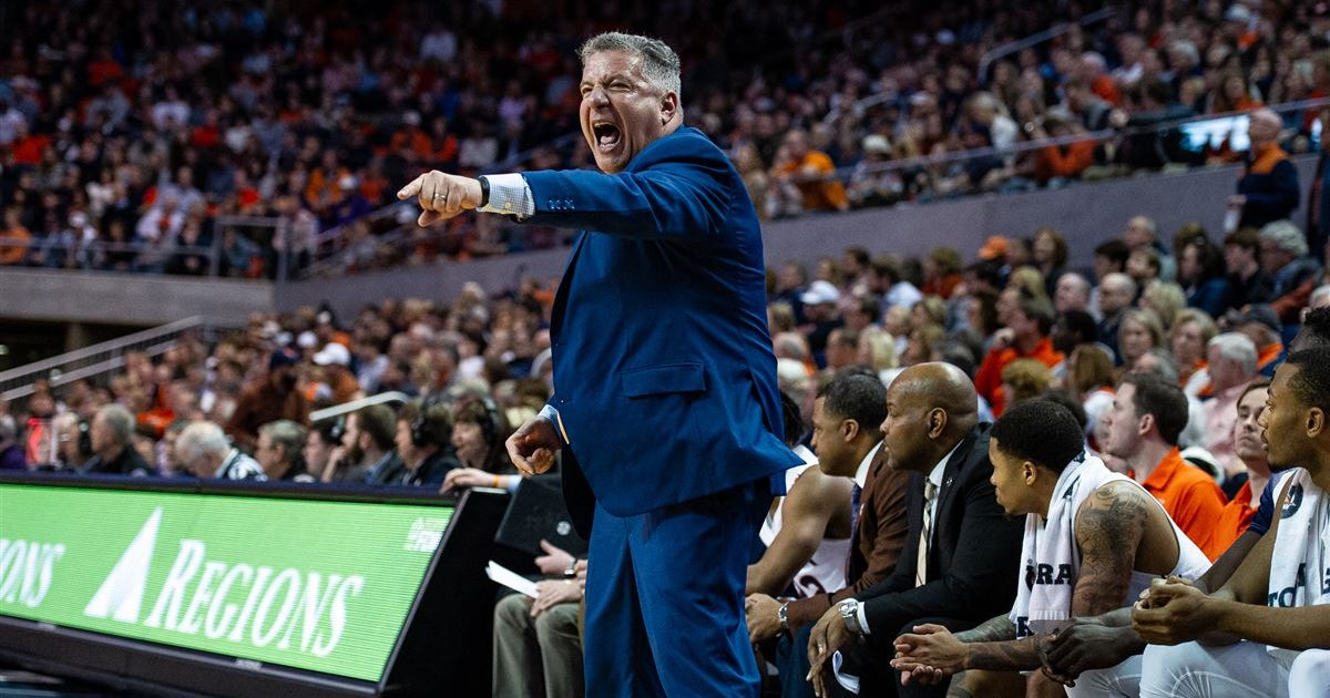 Restrictions challenging to Auburn's basketball success formula