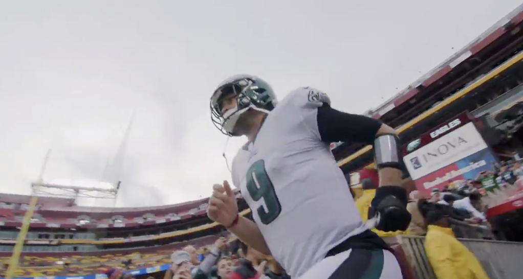 7a39e784be8 Eagles release hype video for Saints game