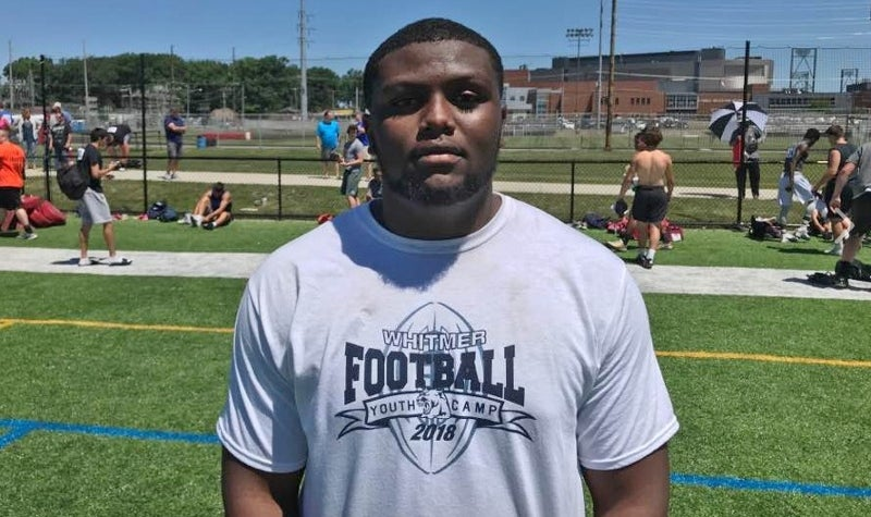 Ohio DT Cavon Butler commits to Kentucky
