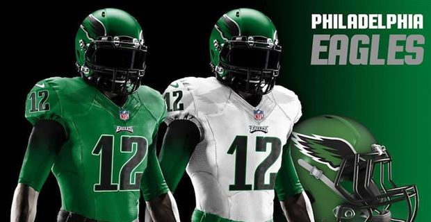 fb502d642c2 Redesigned uniforms for every NFL team in 2019