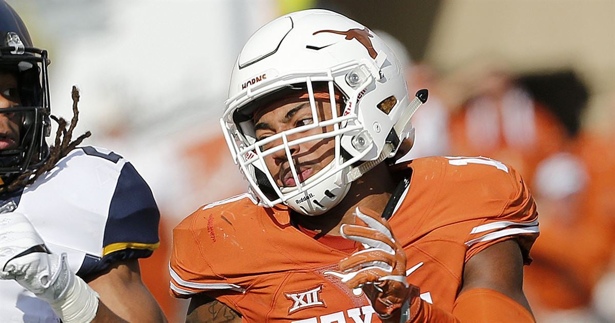 Texas counting on veterans like Locke to lift depleted ... Horns247