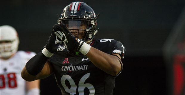 on sale 32acb 10d2b Broughton and Copeland's chemistry key for UC's defense
