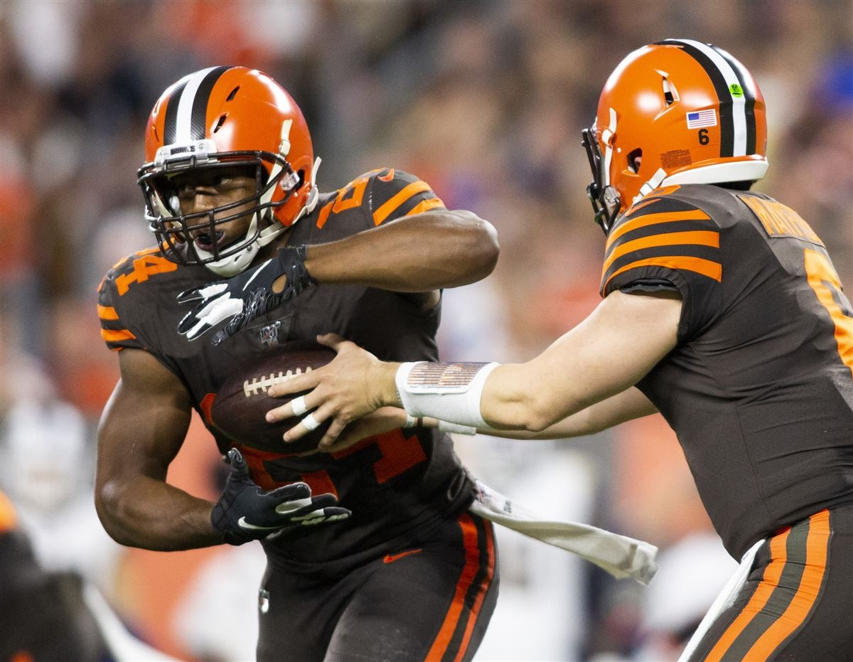 The Greetham Angle: Short-Handed Browns Come Up Short to Rams
