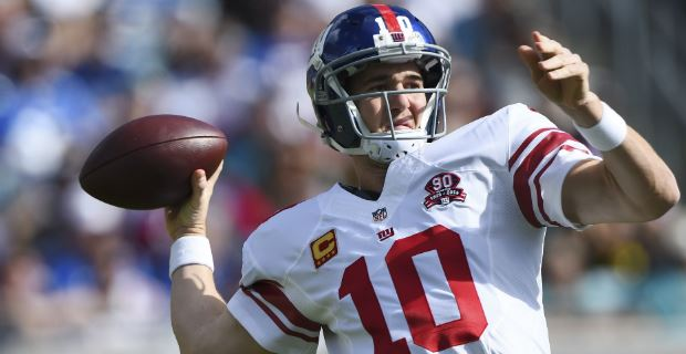 Projected 2016 New York Giants Depth Chart Offense