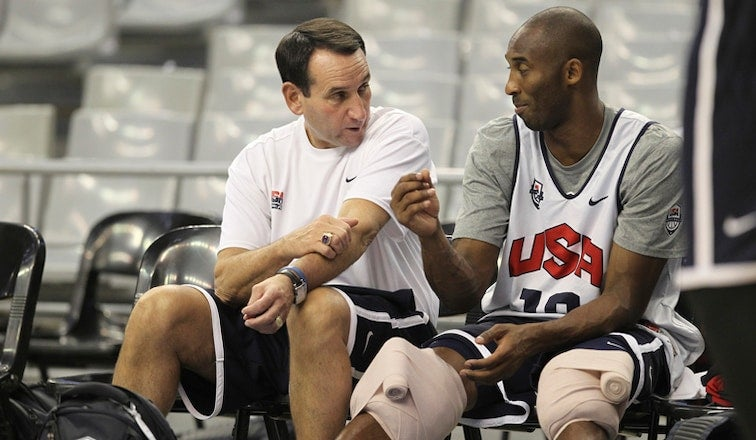 Duke Basketball community reacts to tragic Kobe Bryant news