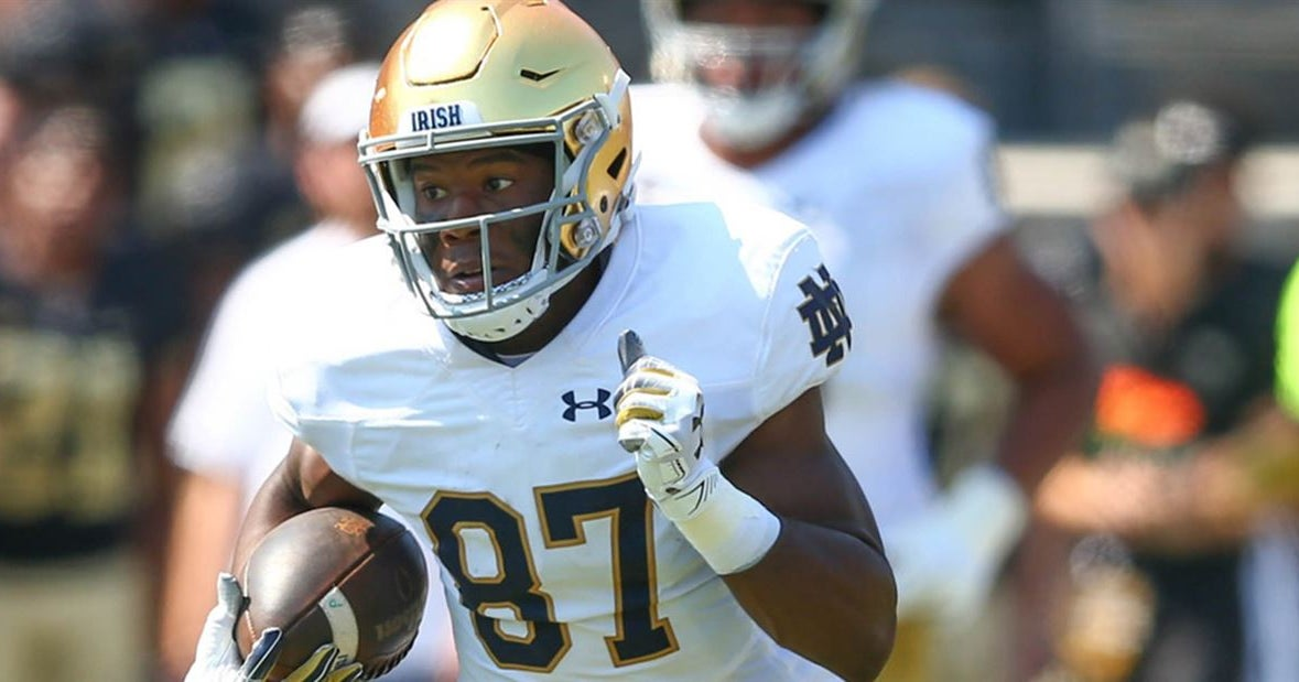 BREAKING: Michael Young expected to transfer from Notre Dame