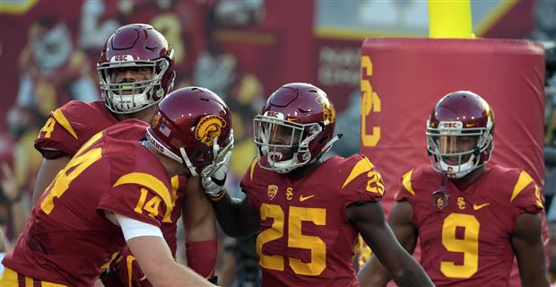 2017 Usc Football >> The Chances Usc Runs The Table In 2017