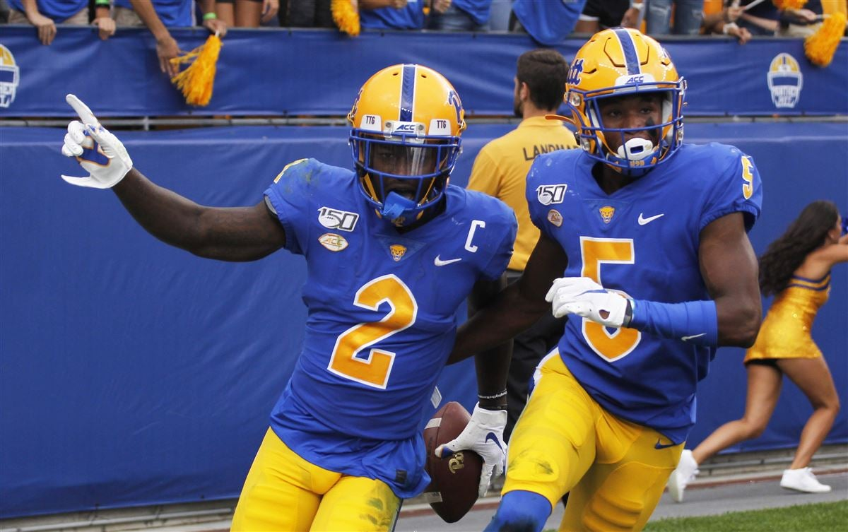 Pitt Panthers probable two-deep roster vs. Syracuse Orange
