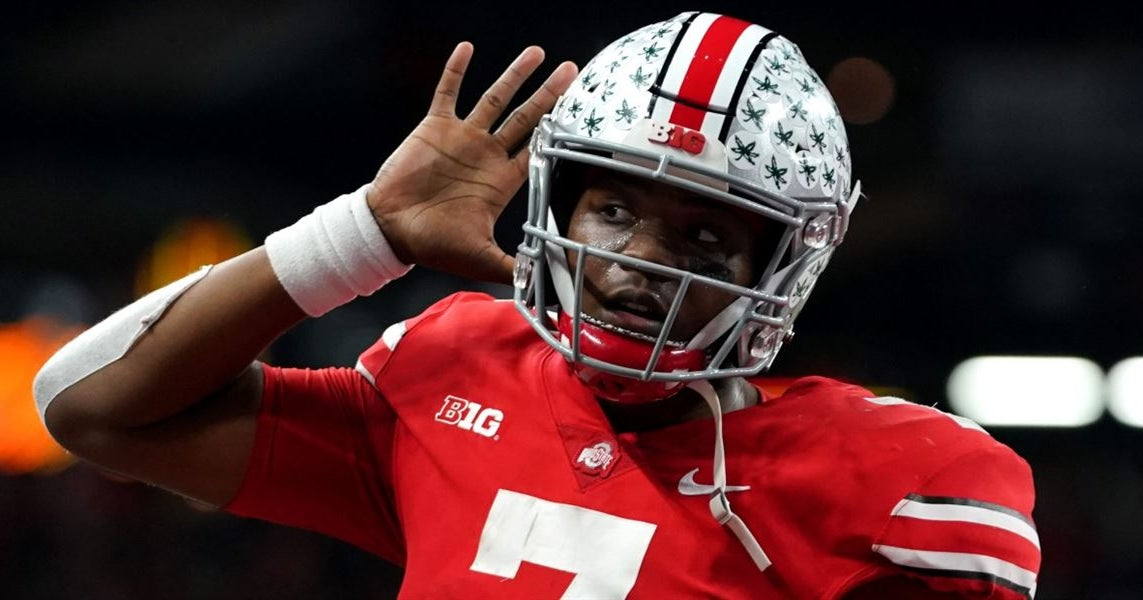 Dwayne Haskins on competition making Buckeyes better