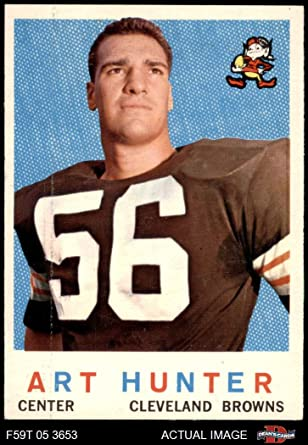 Art Hunter - This Day In Cleveland Browns History 7/29