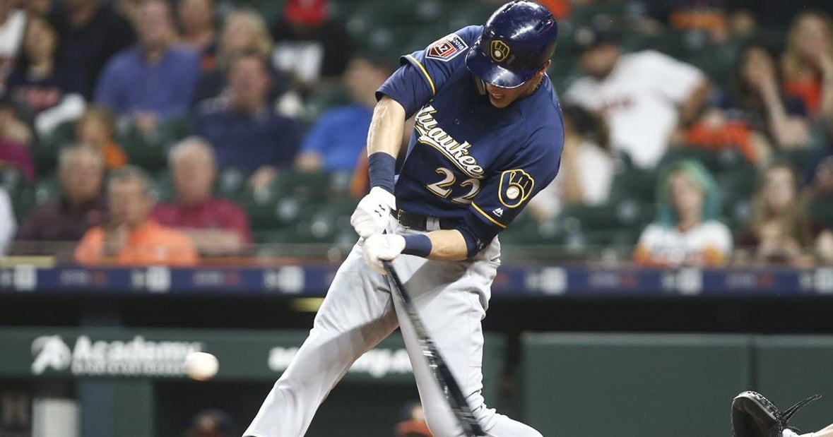 Pudner Moose Grandal Give Brewers Shot In Incredible Nlcentral
