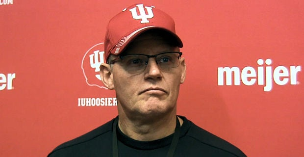 Coach TV: Tom Allen speaks following IU's big loss to Ohio State